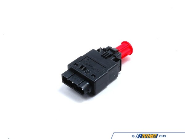 T#4646 - 61318360417 - Brake Light Switch - 4 pin - E36 Z3 E34 E32 E31 - Genuine BMW - BMW