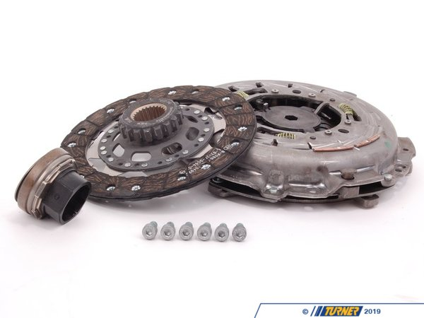T#15215 - 21212284034 - Genuine BMW Set Clutch Parts D=215mm - 21212284034 - E90,E92,E93 - Genuine BMW -