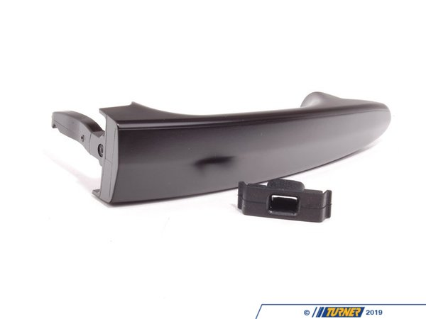 T#88949 - 51216961443 - Genuine BMW Handle Bracket, Left Prime-Coated - 51216961443 - E63 - Genuine BMW -