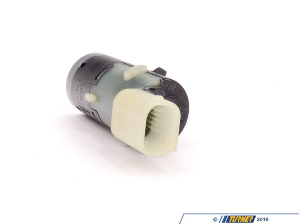 T#155616 - 66206910358 - Genuine BMW Ultrasonic-Sensor Silbergrau - 66206910358 - E46,E46 M3 - Genuine BMW -