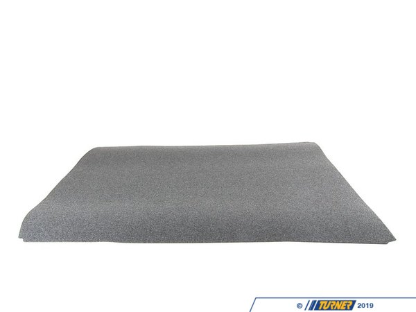 T#110992 - 51476968361 - Genuine BMW Trunk Mat Anthr.-Melange - 51476968361 - E63,E63 M6 - Genuine BMW -