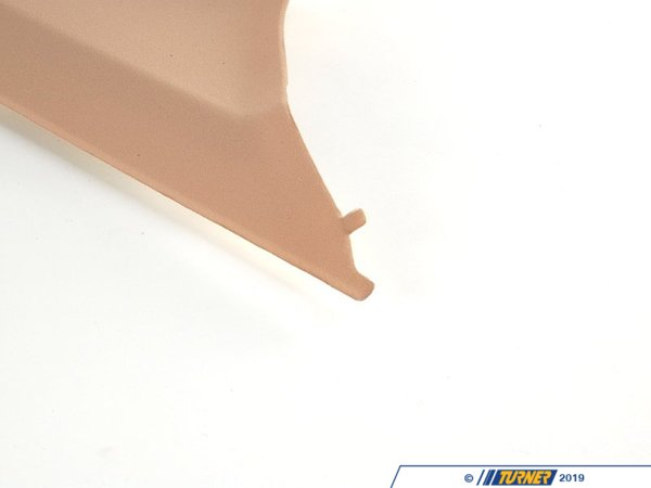 T#23763 - 51168238971 - Genuine BMW Covering Column Rear Left Hellbeige - 51168238971 - E46 - Genuine BMW -