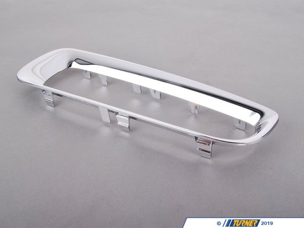 T#78629 - 51127260596 - Genuine MINI Frame, Rear Fog Lamp, Right Chrom - 51127260596 - Genuine MINI -