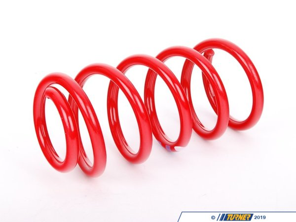 T#61258 - 33536782732 - Genuine MINI Rear Coil Spring - 33536782732 - Genuine Mini -