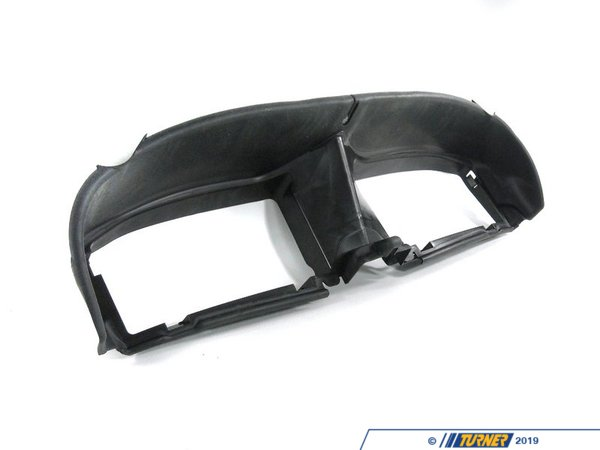 T#21876 - 51117134099 - Genuine BMW Air Guidance, Top Front - 51117134099 - E90 - Genuine BMW -