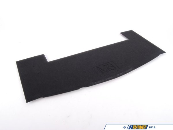 T#114746 - 51487894702 - Genuine BMW Insulating Mat - 51487894702 - E46,E46 M3 - Genuine BMW -