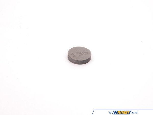 T#34532 - 11347832276 - Genuine BMW Adjusting Plate 1,96 mm - 11347832276 - E46 M3,E85 - Genuine BMW -