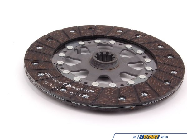 T#13224 - 21217524970 - Genuine BMW Clutch Plate D=228mm - 21217524970 - E39,E46,E85 - Genuine BMW -
