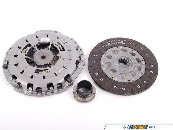T#356 - 21217528209 - Clutch Kit - E39 540i - E39 540i Clutch Kit includes the clutch disc, pressure plate, and throw out bearing.   Genuine BMW partsThis item fits the following BMWs:1997-2003  E39 BMW 540i - Genuine BMW - BMW
