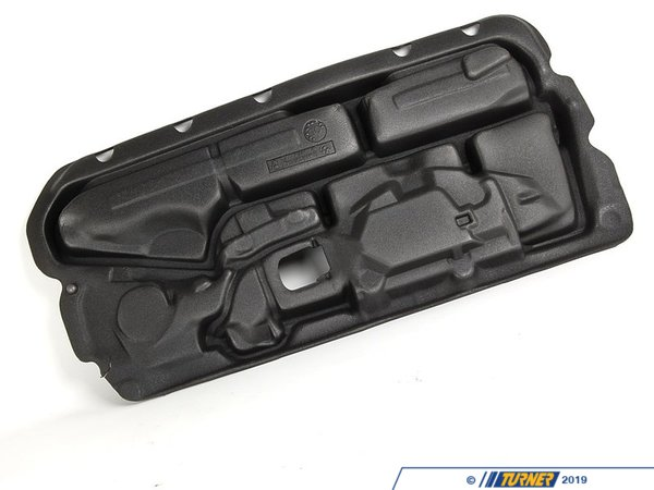 T#9994 - 51488236694 - Genuine BMW Sound Insulating Door Front Right - 51488236694 - E36 - Genuine BMW -