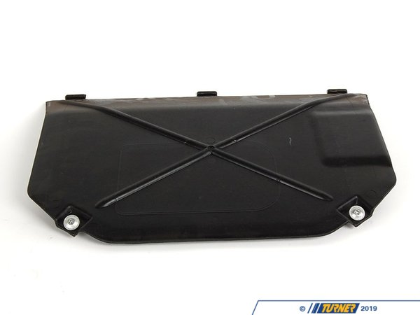 T#10153 - 51718163833 - Genuine BMW Cover, Engine Compartment Screening - 51718163833 - E38 - Genuine BMW -