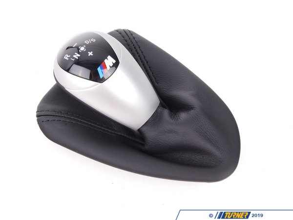Genuine BMW Genuine BMW Shift Knob With Boot - E90 E92 E93 M3 S65 25122283705