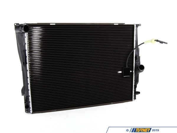 T#19523 - 17117537292 - Genuine BMW Radiator - 17117537292 - E82,E90,E92,E93 - Genuine BMW -