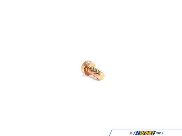 T#27160 - 07119900255 - Genuine BMW Fillister-Head Screw - 07119900255 - E38 - Genuine BMW -