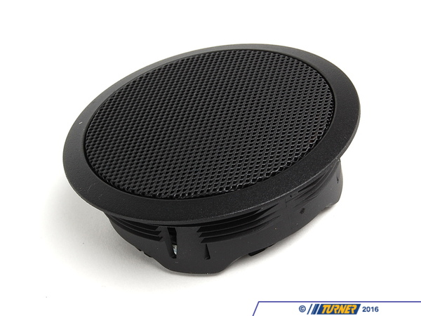 Genuine BMW Genuine BMW HIFI Midrange Speaker - Black 65138361485