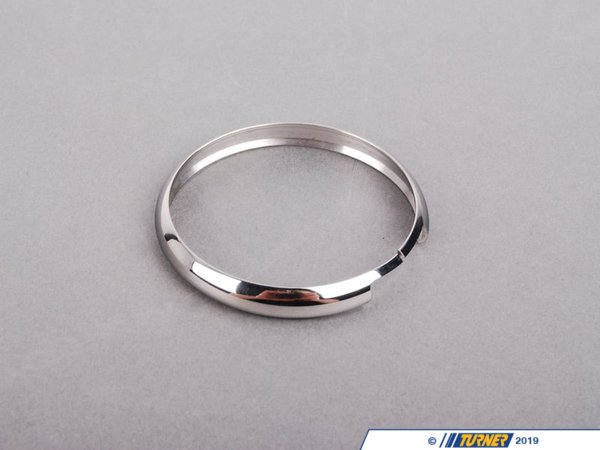 T#24356 - 61313456374 - Genuine MINI Chrome Ring - 61313456374 - Genuine MINI -