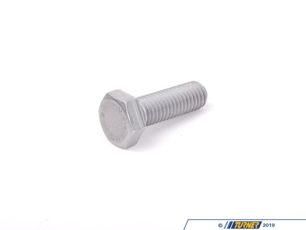 T#27832 - 07119906181 - Genuine BMW Hex Bolt - 07119906181 - E30,E36,F01,E36 M3 - Genuine BMW -