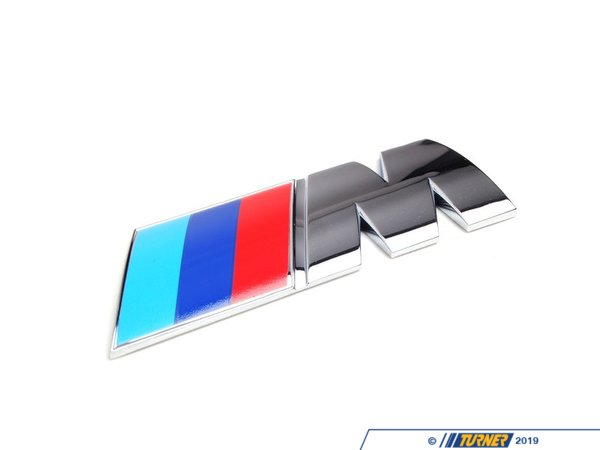 "T#8870 - 51148041425 - Trunk Emblem - ""M"" - E85/e86 Z4 - Genuine BMW - BMW"