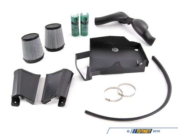AFE Magnum FORCE Stage-2 Pro DRY S Cold Air Intake System - E9X 335i/xi 07-10 51-11473