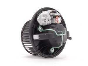OEM Valeo Blower Motor with Regulator - E82 E90 E92 E93