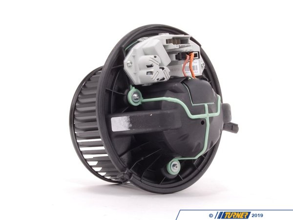 Valeo OEM Valeo Blower Motor with Regulator - E82 E90 E92 E93 64119227670-V