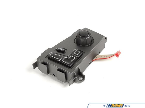 T#142237 - 61316918383 - Genuine BMW Switch Seat Adjusting Front Right - 61316918383 - E65 - Genuine BMW -