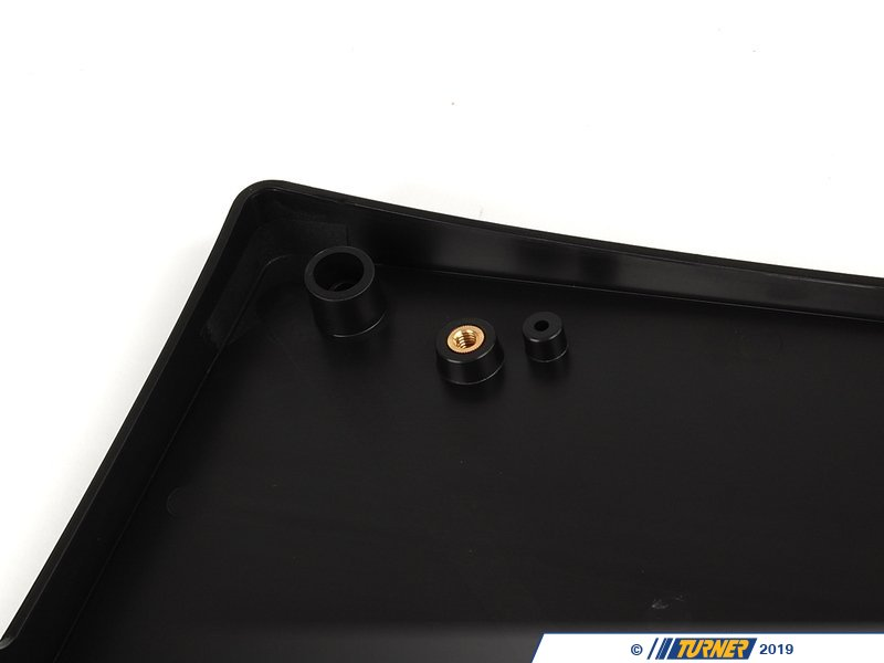 2011 Bmw 328i Accessories >> 51117058449 - Front License Plate Bracket - E90 | Turner Motorsport