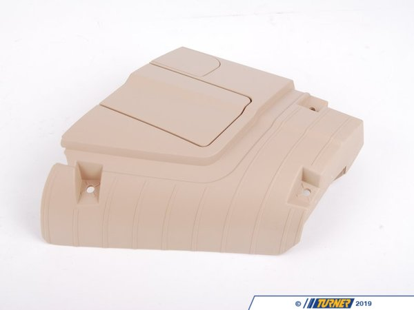T#21945 - 51438240799 - Genuine BMW Left Rod Assy Cover Hellbeige - 51438240799 - E46 - Genuine BMW -