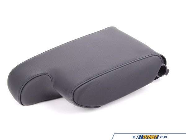T#177422 - 51168265942 - Genuine BMW Armrest Leather Schwarz - 51168265942 - E36 - Genuine BMW -