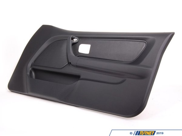 T#98244 - 51418186548 - Genuine BMW Door Trim Panel, Front Right - 51418186548 - Genuine BMW -