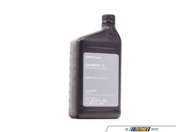T#2930 - 83222163514 - Automatic Transmission Fluid - ETL-8072B - 1 Liter - Genuine BMW - BMW