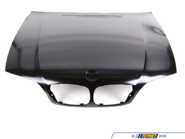 T#73845 - 41617065256 - Genuine BMW Hood - 41617065256 - E46 - Genuine BMW -