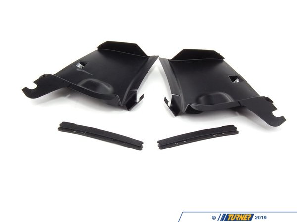 T#77207 - 51118053877 - Genuine BMW Set Of Covers - 51118053877 - E82,E82 1M Coupe - Genuine BMW -