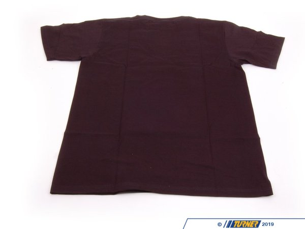 T#166854 - 80902337594 - Genuine BMW Mens BMW Im Back Tee - M - 80902337594 - Genuine BMW -