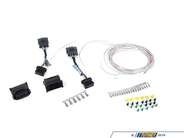 61120432110 - Genuine BMW Retrofit Headlight Wiring Kit - E60 ...  Turner Motorsport