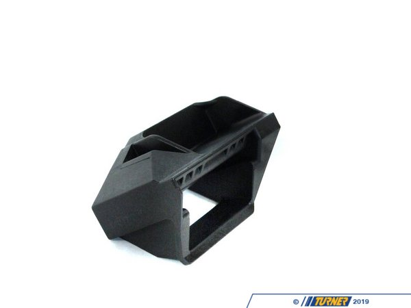 T#45880 - 17117508016 - Genuine BMW Lower Cooler Bracket - 17117508016 - E65 - Genuine BMW -