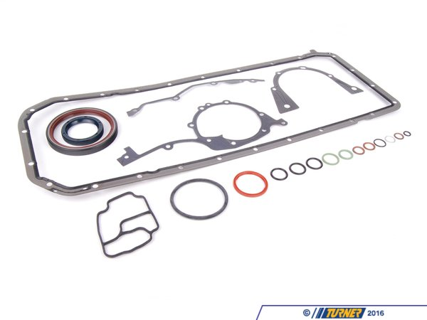 T#19607 - 11111432478 - Gasket Set Engine Block 11111432478 - Victor Reinz -