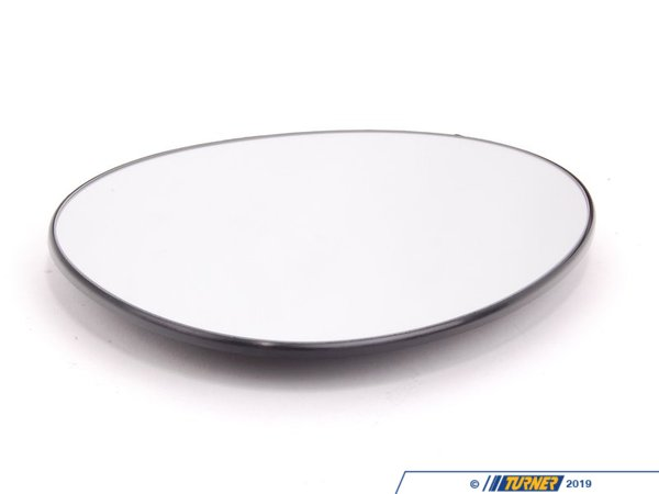 T#82348 - 51162755629 - Genuine Mini Mirror Glass, Plane, Left - 51162755629 - Genuine MINI -