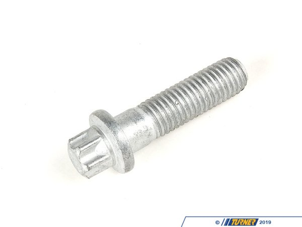 T#49583 - 23001222890 - Genuine BMW Torx Bolt M12X45 - 23001222890 - E30,E34 - Genuine BMW -