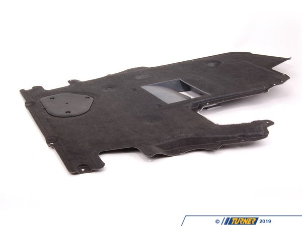 T#119237 - 51757138611 - Genuine BMW Underfloor Coating Center - 51757138611 - Genuine BMW -