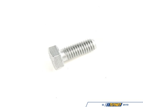 T#6425 - 07119913015 - Genuine BMW Hex Bolt 07119913015 - Genuine BMW -