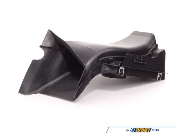T#21171 - 51717111547 - Genuine BMW Front Left Brake Air Duct - 51717111547 - E46 - Genuine BMW -