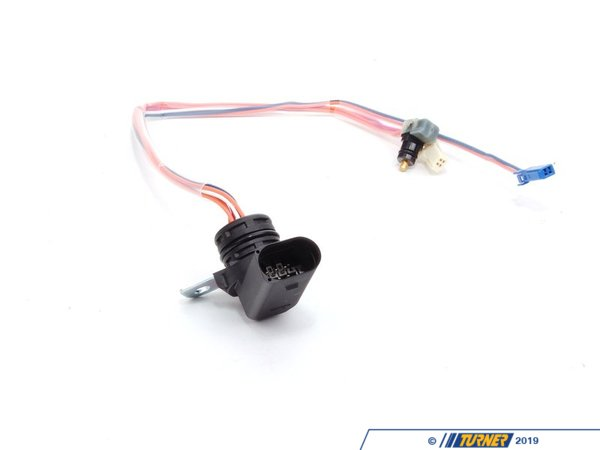 T#51972 - 24367551110 - Genuine MINI Wiring Harness With Temperat - 24367551110 - Genuine MINI -