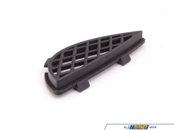 T#116135 - 51710140257 - Genuine MINI Sill Skirt Grill, Left - 51710140257 - Genuine MINI -