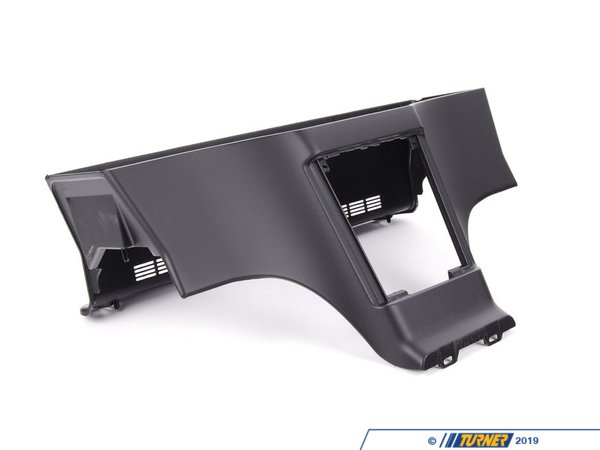 T#86567 - 51168399085 - Genuine BMW Bottom Part, Stowage Box Schwarz - 51168399085 - Genuine BMW -