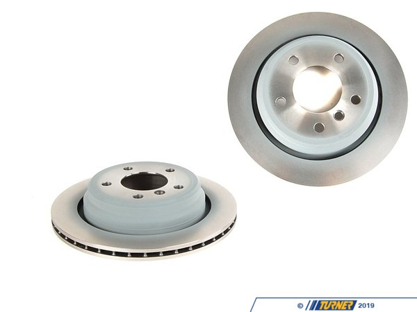T#12490 - 34216767060 - Genuine BMW Brake Disc, Ventilated 298X20 - 34216767060 - E39 - Genuine BMW -