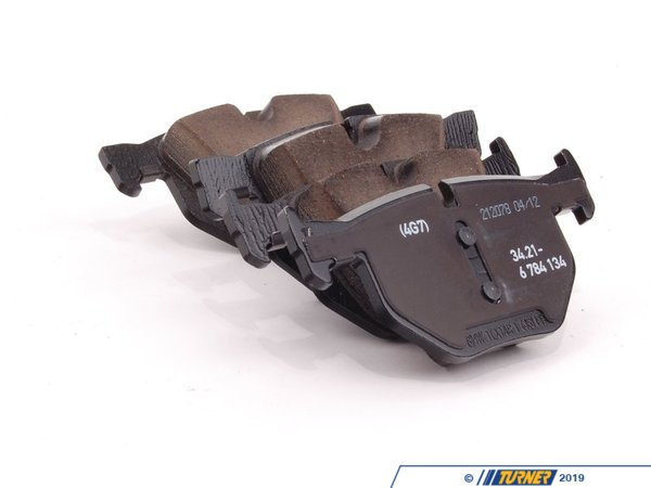 Genuine BMW Genuine BMW Brake Pad Set - E61 E60 34216784135