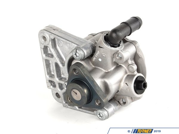 T#2234 - 32416760036 - Genuine BMW Power Steering Pump - LUK LF-20 - E46 323 325 328 330 - This is a Genuine BMWpower steering pump. If your pump is going out, your steering will be adversely affected, especially at lower speeds. Your steering will become stiff and give you less ease of control of the vehicle. Eventually the rest of the steering system will begin to be damaged due to a lack of fluid and pressure.As a leading source of high performance BMW parts and accessories since 1993, we at Turner Motorsport are honored to be the go-to supplier for tens of thousands of enthusiasts the world over. With over two decades of parts, service, and racing experience under our belt, we provide only quality performance and replacement parts. All of our performance parts are those we would (and do!) install and run on our own cars, as well as replacement parts that are Genuine BMW or from OEM manufacturers. We only offer parts we know you can trust to perform!This is a replacement power steering pump fits BMW E46 323 325328 & 330. This is the replacement for the LUK LF-20 unit.This item fits the following BMWs:1999-06/2000E46 3 SeriesBMW 323i 323ci328i 328ci1999-09/2001E46 3 Series BMW325i 325ci2000-4/2001  E46 3 Series BMW 330i & 330ci - Genuine BMW - BMW