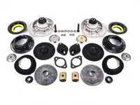 Shocks and spring Installation Kit - E46 M3 Coupe