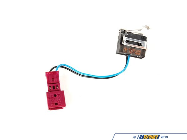 T#134699 - 54318236846 - Genuine BMW Microswitch - 54318236846 - E46,E85,F12,E46 M3,E85 Z4M - Genuine BMW -